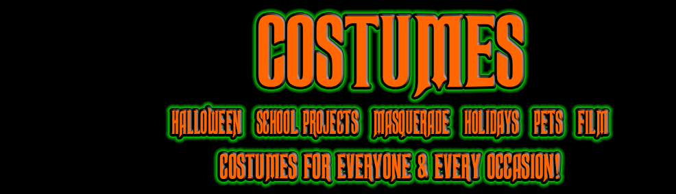 Halloween Costumes  sc 1 st  Halloweentown Store & Halloweentown Store: Halloween Costumes