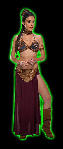 Join. star wars princess leia slave cosplay seems