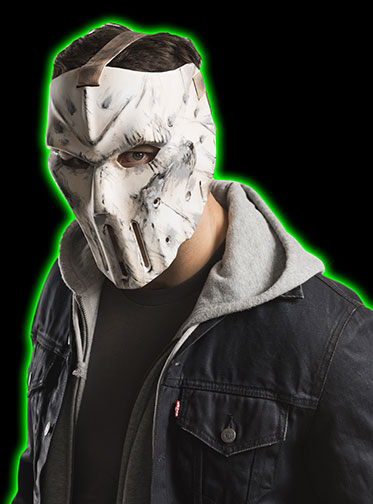 Halloweentown Store: Casey Jones Full Face Mask