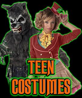 Halloweentown Store: Halloween Costumes - Superstore Halloween Costumes